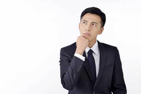 自分の送別会の断り方に悩む男性