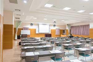 職業訓練校の教室イメージ