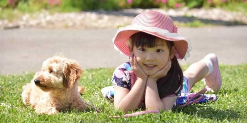 子供や動物に好かれる人の特徴