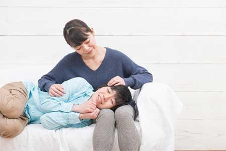 母親依存の男性(マザコン)