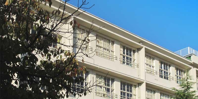 日本の学校イメージ
