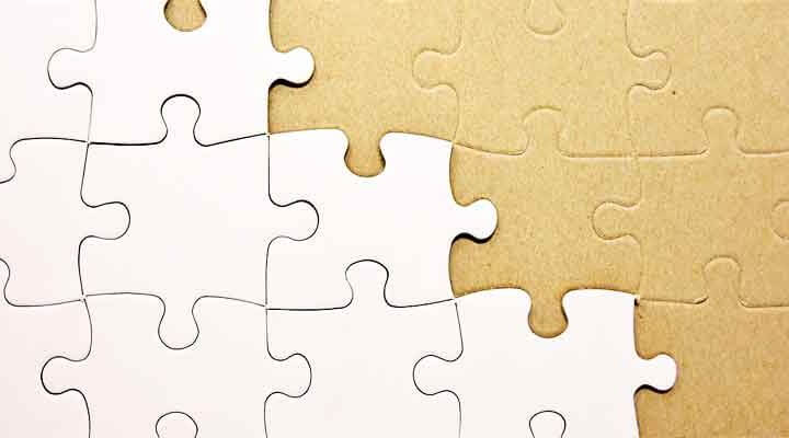 不完全なパズル