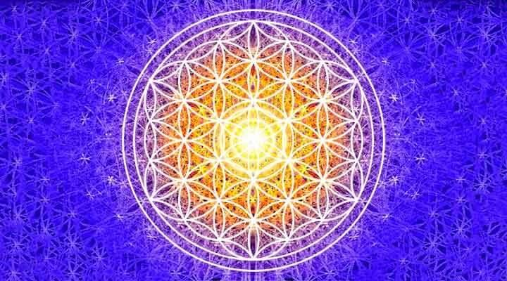 神聖幾何学『フラワーオブライフ』