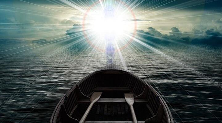 新しい流れを目指す船