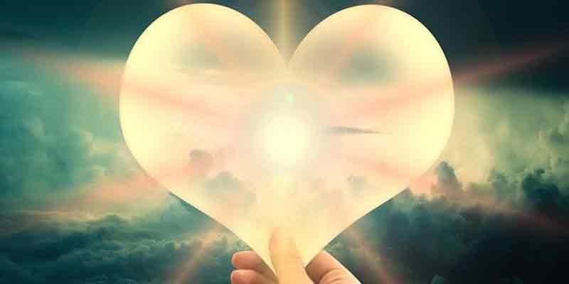 愛を捧げる
