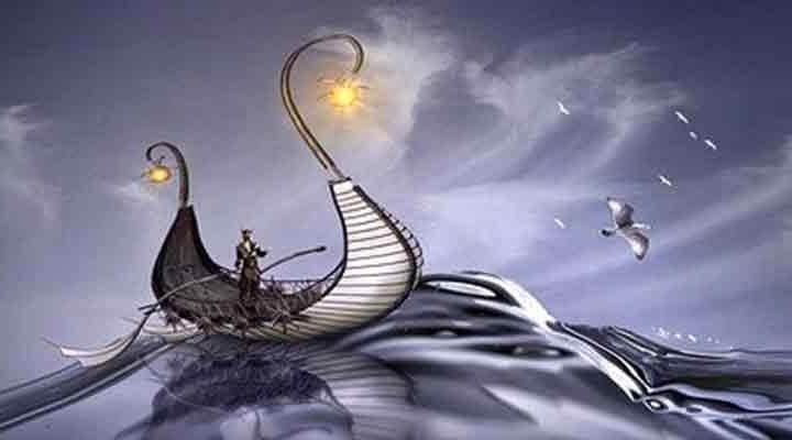 魂の流れへ舵を切る