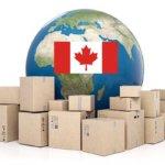 日本からカナダにEMSや国際eパケットで荷物を送る方法