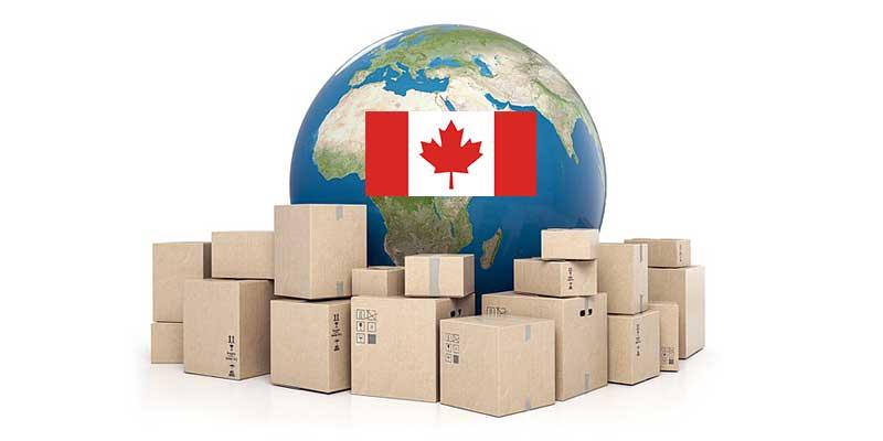 国際郵便でカナダに荷物を送る方法