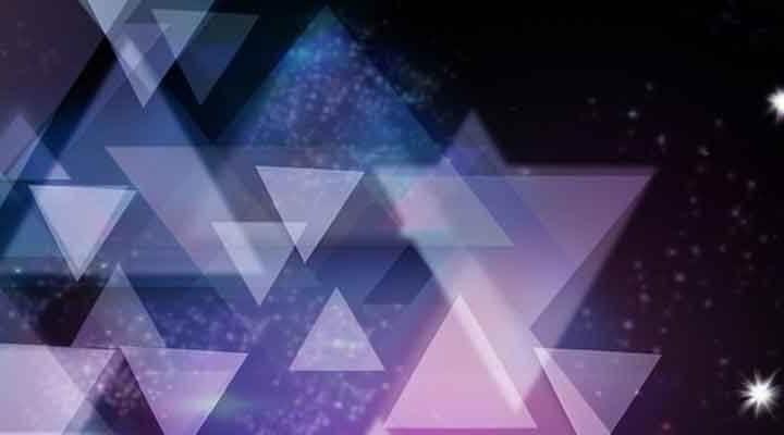 三角形(ピラミッド構造)の相似形